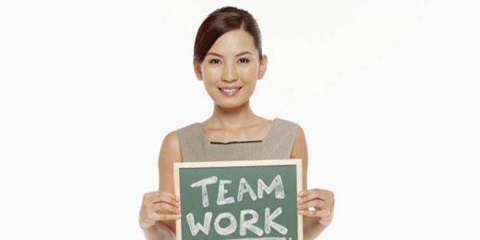 Confianza del equipo